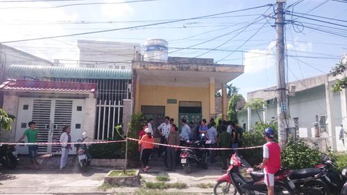 Đà Nẵng: Một phụ nữ bị sát hại dã man trong phòng trọ - 1