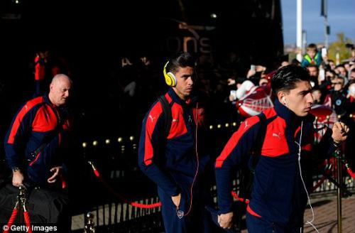 Chi tiết Sunderland - Arsenal: Chủ nhà vỡ trận (KT) - 18