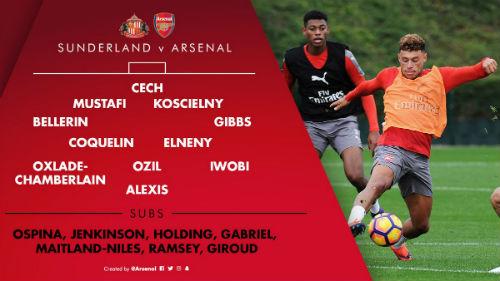 Chi tiết Sunderland - Arsenal: Chủ nhà vỡ trận (KT) - 14