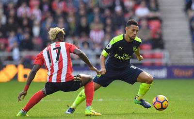 Chi tiết Sunderland - Arsenal: Chủ nhà vỡ trận (KT) - 5