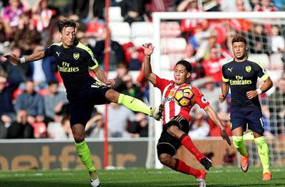 Chi tiết Sunderland - Arsenal: Chủ nhà vỡ trận (KT) - 8