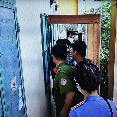 Bắt đối tượng giết người tình tại phòng trọ ở Đà Nẵng - 1
