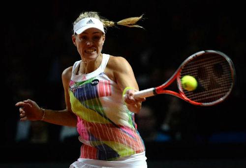 Kerber - Radwanska: 2 set cách biệt (BK WTA Finals) - 1