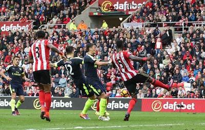 Chi tiết Sunderland - Arsenal: Chủ nhà vỡ trận (KT) - 11