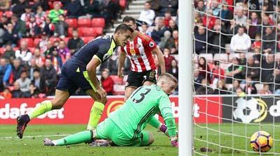 Chi tiết Sunderland - Arsenal: Chủ nhà vỡ trận (KT) - 13