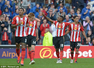 Chi tiết Sunderland - Arsenal: Chủ nhà vỡ trận (KT) - 10