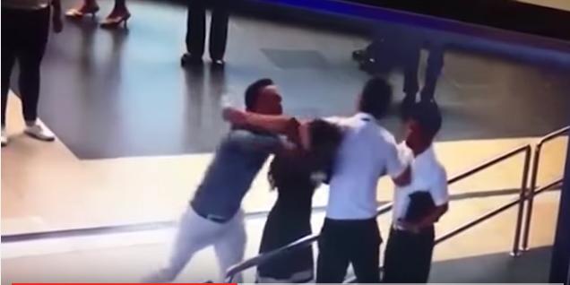 Không khởi tố vụ nữ nhân viên hàng không bị đánh - 1
