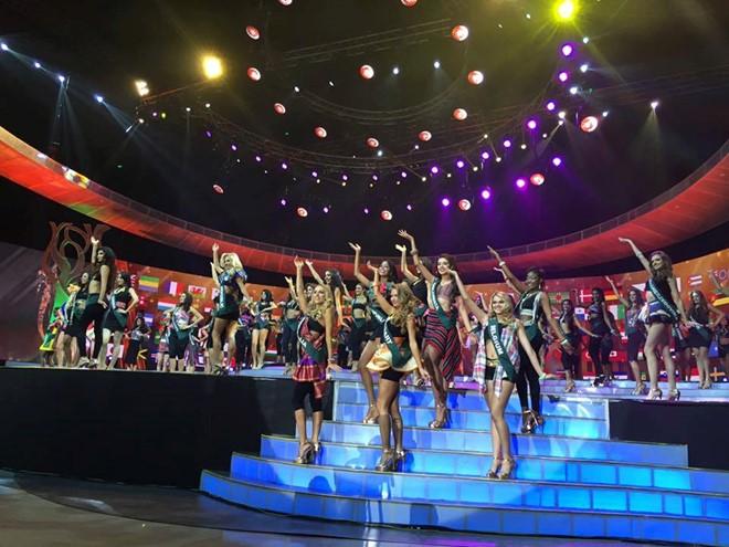 Nam Em lập kỳ tích lọt top 8 Hoa hậu Trái Đất 2016 - 3