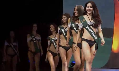 Nam Em lập kỳ tích lọt top 8 Hoa hậu Trái Đất 2016 - 5