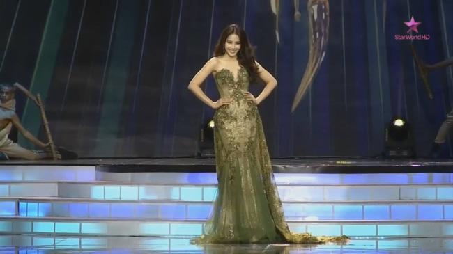 Nam Em lập kỳ tích lọt top 8 Hoa hậu Trái Đất 2016 - 8