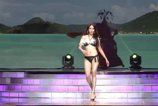 Nam Em lập kỳ tích lọt top 8 Hoa hậu Trái Đất 2016 - 7