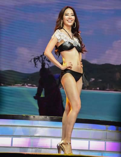 Nam Em lập kỳ tích lọt top 8 Hoa hậu Trái Đất 2016 - 6