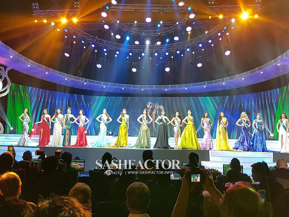 Nam Em lập kỳ tích lọt top 8 Hoa hậu Trái Đất 2016 - 9