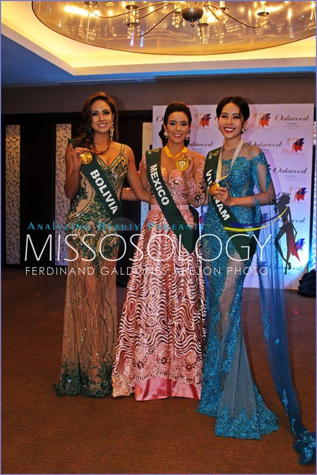 Nam Em lập kỳ tích lọt top 8 Hoa hậu Trái Đất 2016 - 14