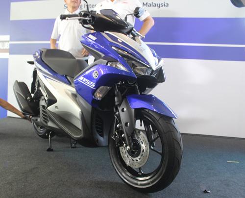 Yamaha NVX 2017 ra mắt ở Malaysia giá 46,5 triệu đồng - 7