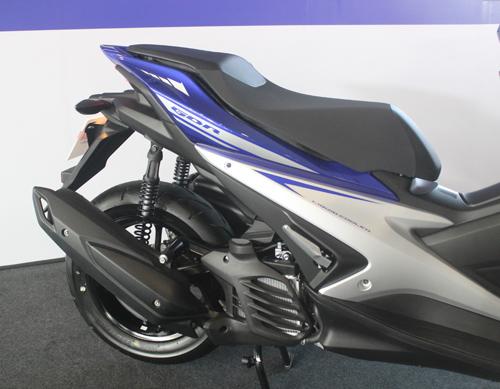 Yamaha NVX 2017 ra mắt ở Malaysia giá 46,5 triệu đồng - 6