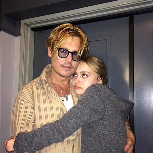 """Không ngờ """"cướp biển"""" Depp có con gái 17 tuổi quá đẹp - 6"""