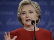 """Thế giới - Bà Clinton bị FBI """"sờ gáy"""" 11 ngày trước bầu cử"""