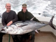 Thế giới - Anh: Bắt được cá ngừ vây xanh khổng lồ 270 triệu đồng
