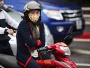 Tin tức trong ngày - Chiều nay, Bắc Bộ đón không khí lạnh cường độ mạnh