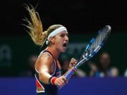 Thể thao - Kuznetsova - Cibulkova: 3 set hấp dẫn (BK WTA Finals)