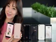 Dế sắp ra lò - LG tung smartphone LG U giá gần 8 triệu đồng