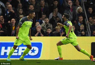Chi tiết Crystal Palace - Liverpool: Thế trận nhàn nhã (KT) - 4