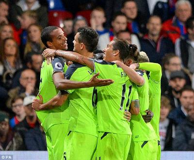 Chi tiết Crystal Palace - Liverpool: Thế trận nhàn nhã (KT) - 6