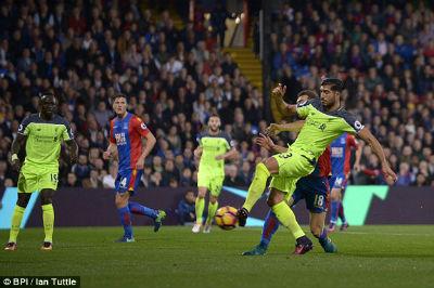 Chi tiết Crystal Palace - Liverpool: Thế trận nhàn nhã (KT) - 3