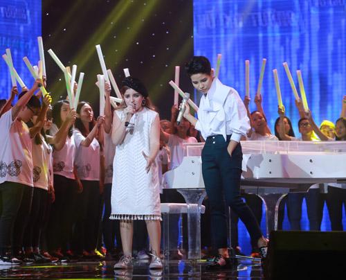 """""""Viên ngọc quý"""" của Đông Nhi đăng quang The Voice Kids 2016 - 6"""