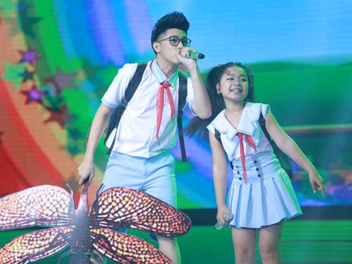 """""""Viên ngọc quý"""" của Đông Nhi đăng quang The Voice Kids 2016 - 5"""