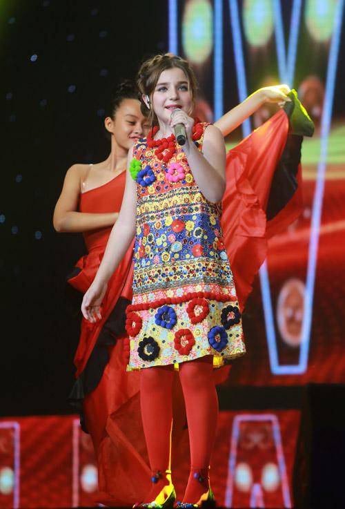 """""""Viên ngọc quý"""" của Đông Nhi đăng quang The Voice Kids 2016 - 8"""