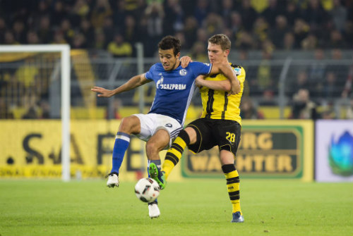 Dortmund - Schalke: Bức tường thành kiên cố - 1