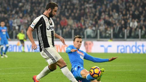 """Juventus – Napoli: """"Nhát kiếm"""" từ cố nhân - 1"""