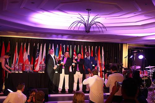 Đội tuyển Golf Việt Nam vỡ òa trong chiến thắng ở WAGC 2016 tại Nam Phi - 1