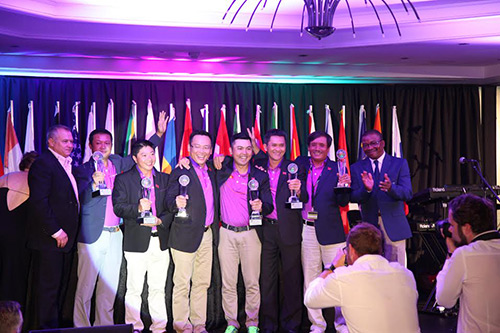 Đội tuyển Golf Việt Nam vỡ òa trong chiến thắng ở WAGC 2016 tại Nam Phi - 2