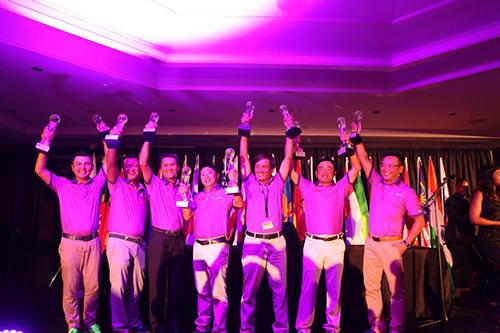 Đội tuyển Golf Việt Nam vỡ òa trong chiến thắng ở WAGC 2016 tại Nam Phi - 3