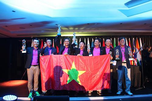 Đội tuyển Golf Việt Nam vỡ òa trong chiến thắng ở WAGC 2016 tại Nam Phi - 4