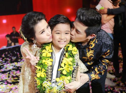 """""""Tôi và anh Thắng vỡ òa vì chiến thắng của Nhật Minh ở The Voice Kids"""" - 4"""