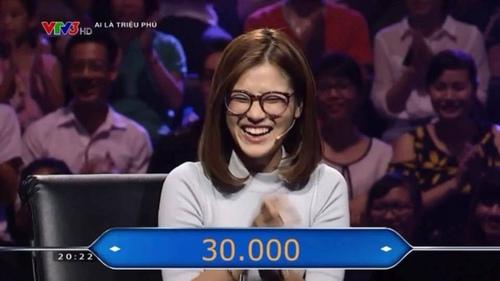 Clip: Hoàng Yến Chibi ẵm 30 triệu đồng của Ai là triệu phú - 2