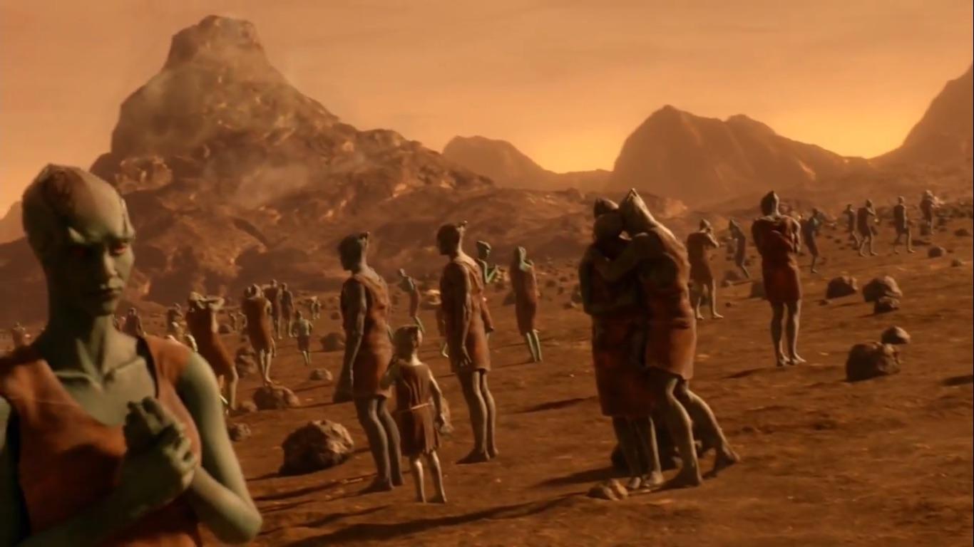 Cơ thể con người thay đổi ra sao khi sống trên sao Hỏa? - 5