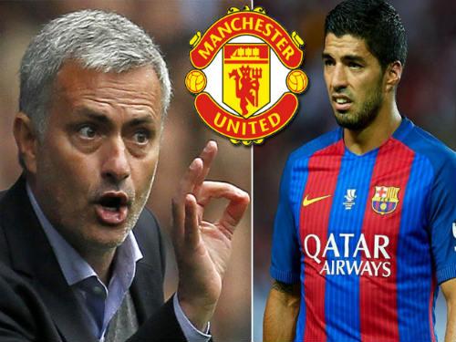 Hàng công khủng hoảng, MU bỏ 135 triệu bảng hỏi Suarez - 1