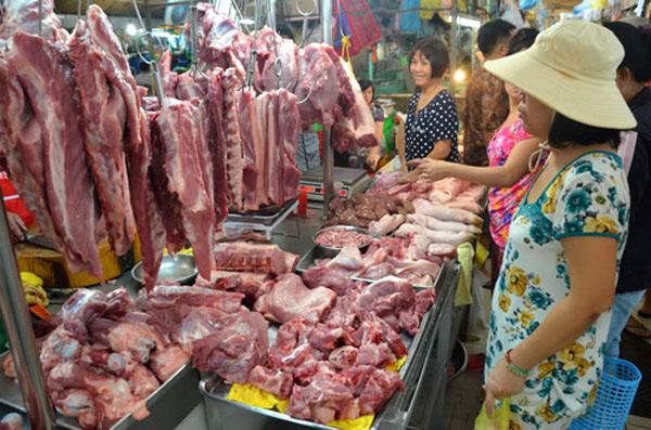 TP.HCM sử dụng phần mềm truy xuất nguồn gốc thịt lợn - 1