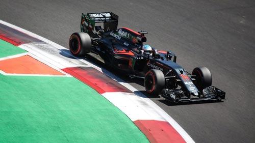F1, phân hạng Mexican GP: Tuyệt vời Hamilton, thất vọng Ferrari - 2