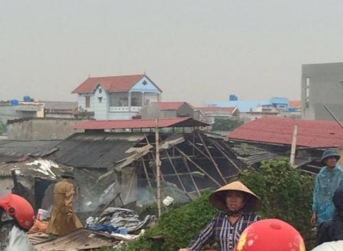 Nổ nồi hơi ở Thái Bình: 2 người tử vong, nhiều người nguy kịch - 1