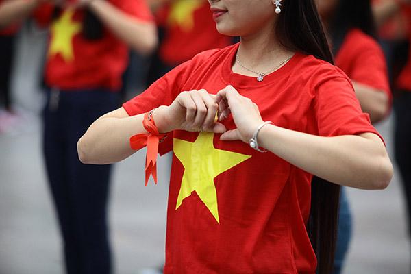 Hàng trăm bạn trẻ Hà Nội cùng nhau nhảy vì sự Tử tế - 10