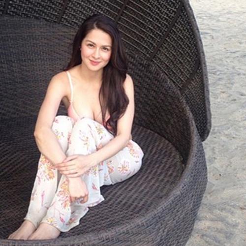 Sốc vì mỹ nữ đẹp nhất Philippines lộ trọn ngực trong show cho thiếu nhi - 11