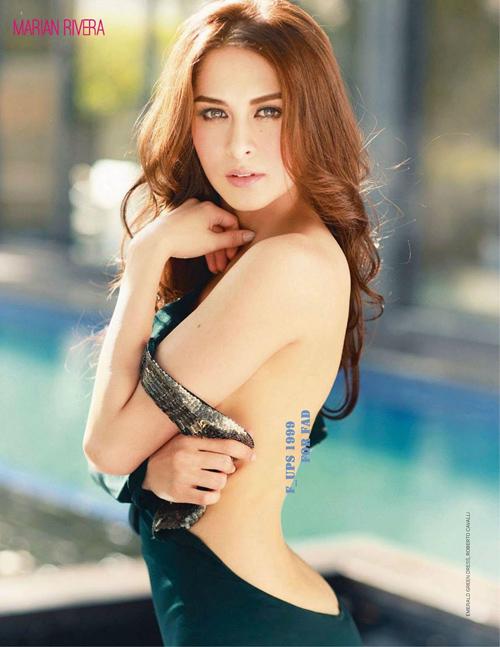 Sốc vì mỹ nữ đẹp nhất Philippines lộ trọn ngực trong show cho thiếu nhi - 9