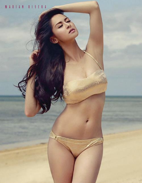 Sốc vì mỹ nữ đẹp nhất Philippines lộ trọn ngực trong show cho thiếu nhi - 5