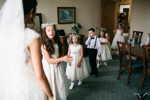 Đám cưới đặc biệt của cô giáo dạy trẻ Down gây xúc động - 5